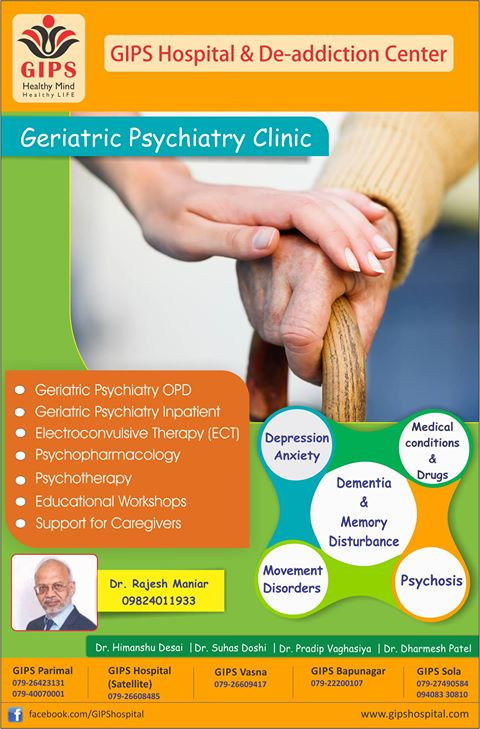 Geriatric Psychiatry Clinic