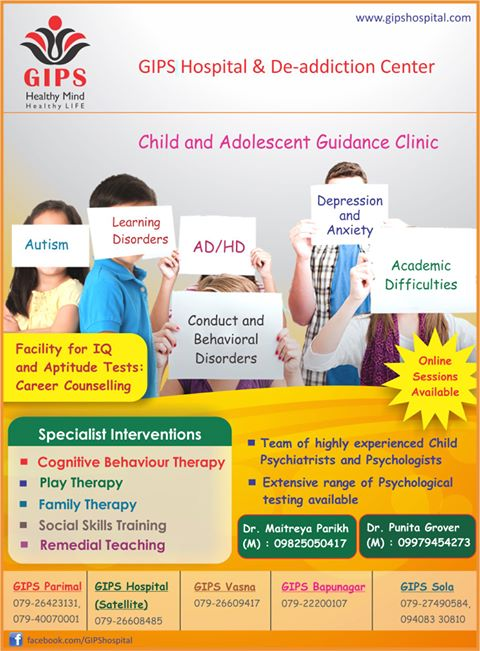 Child And Adolescent Clinic