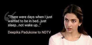 Deepika shared her life with Depression