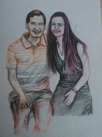 GIPS consultant Suhas Doshi from a young client Present this Sketch